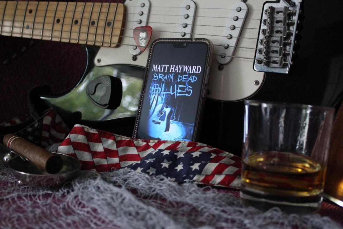 matt hayward brain dead blues horror short story collection