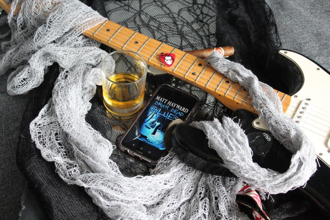 matt hayward brain dead blues horror short story