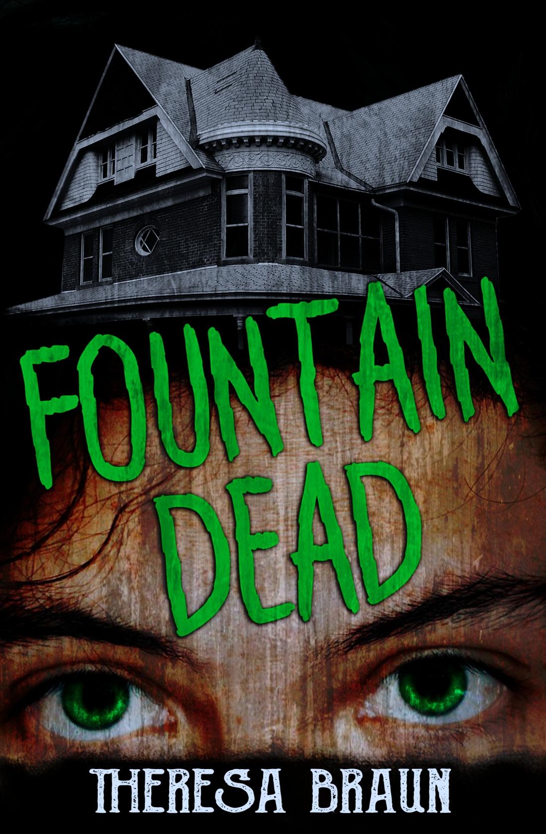 ya horror fountain dead theresa braun book blgger horror fiction