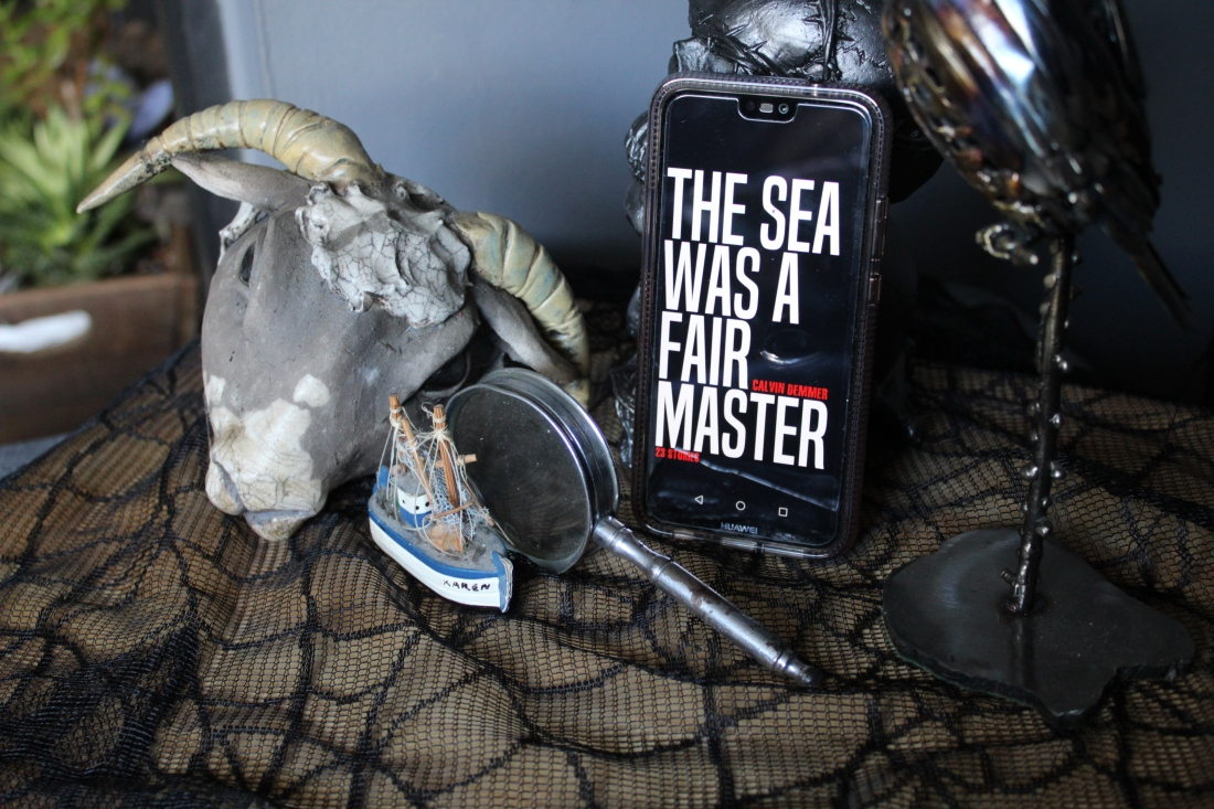 calvin demmer the sea was a fair master south african horror short story horror