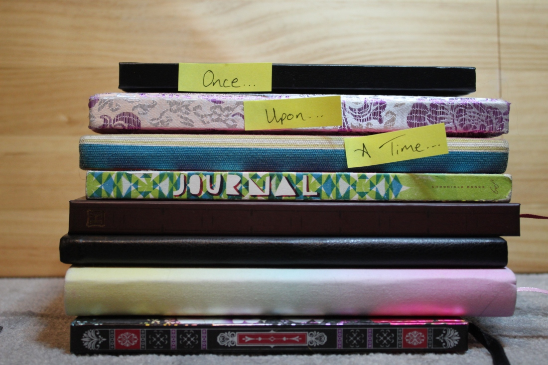 nanowrimo notebooks