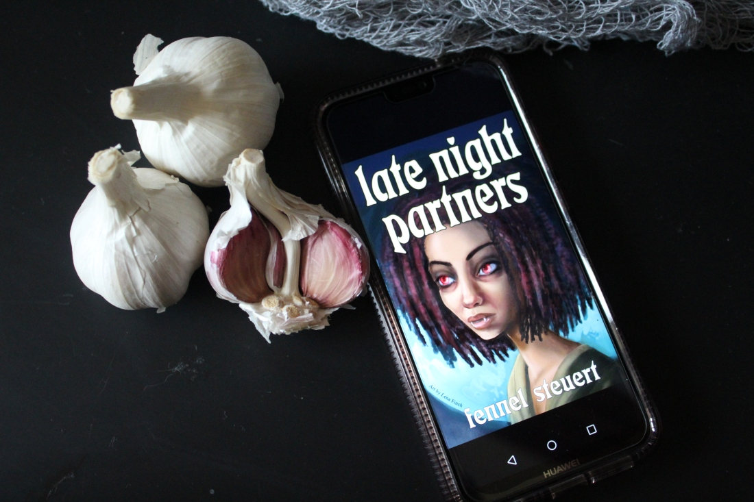 fennel steuert late night partners garlic vampire fiction kindle woc
