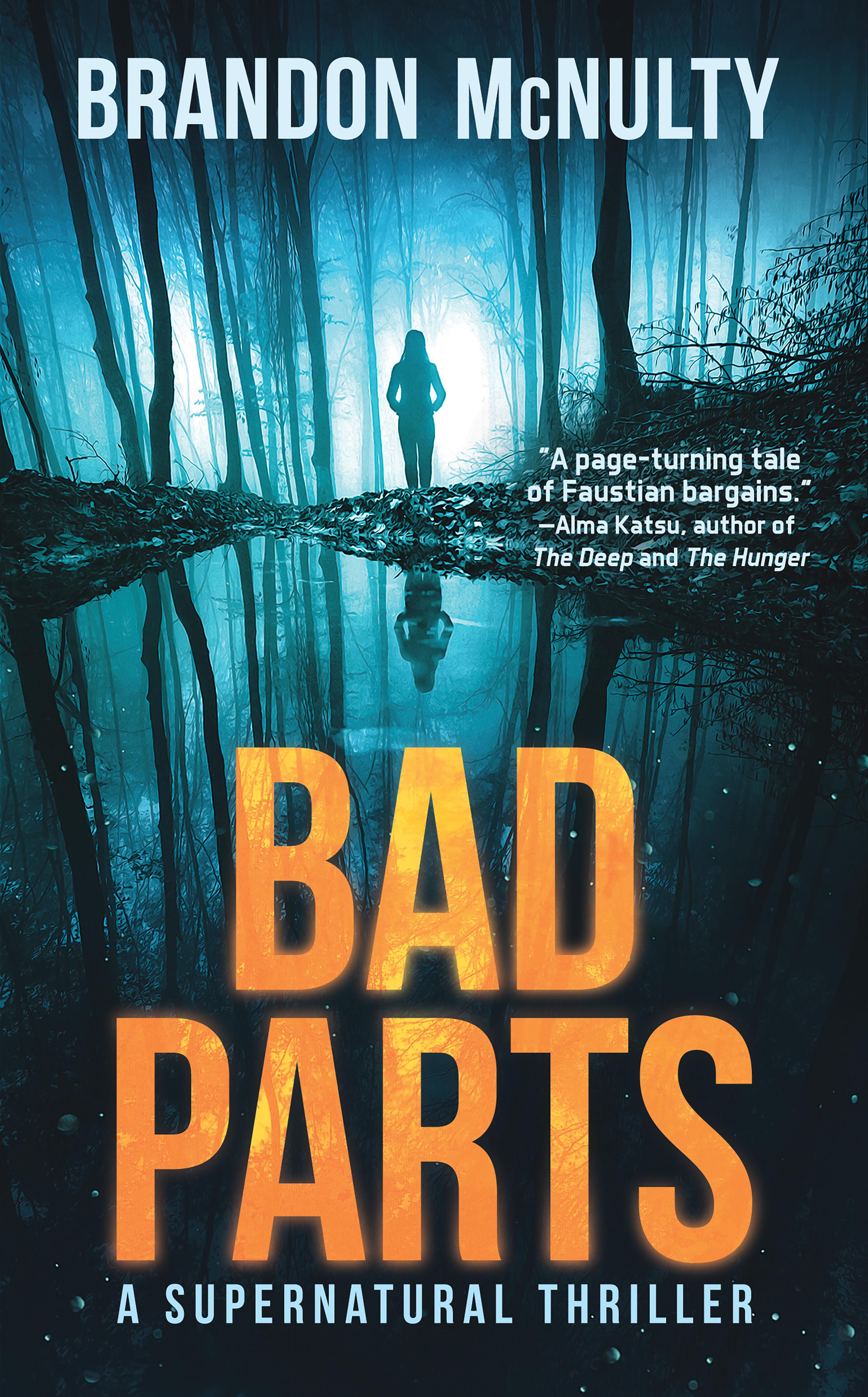 Bad Parts - eBook